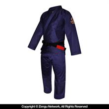 Fuji Children's BJJ Gi - Navy Blue